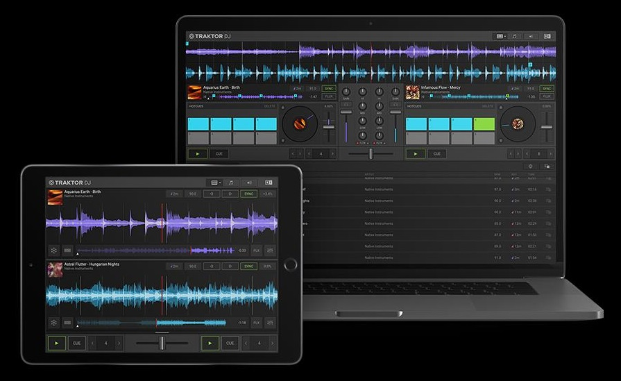 Does Traktor work with tidal?