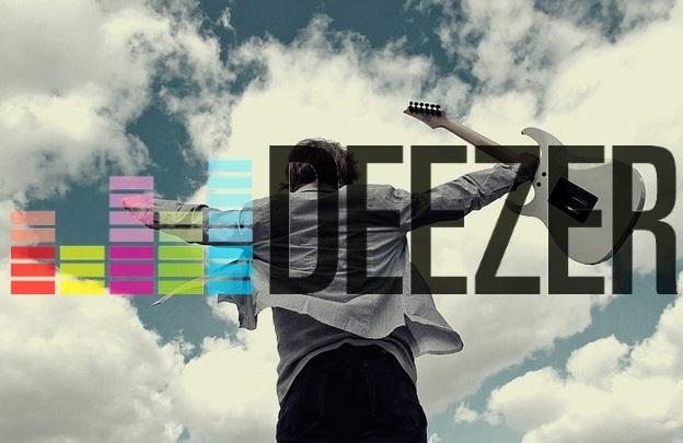 Как загрузить музыку в Deezer