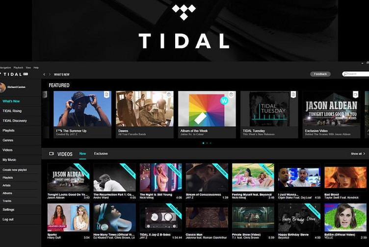 why does Tidal pay more