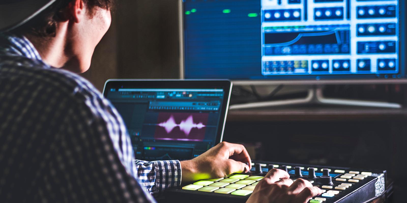 уменьшить громкость аудио онлайн