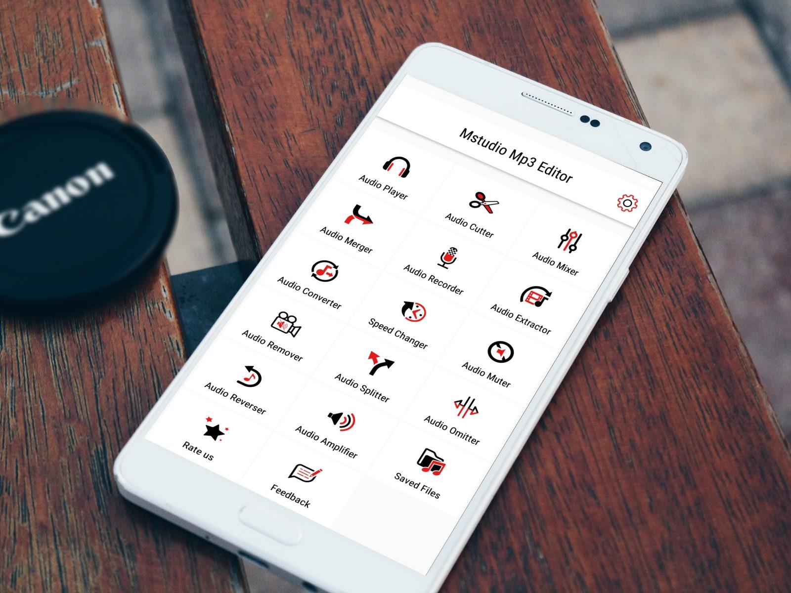 программы для обработки звука на андроид