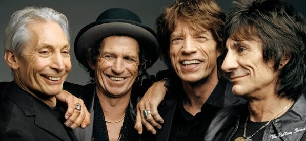 How did the Rolling Stones influence the music industry?