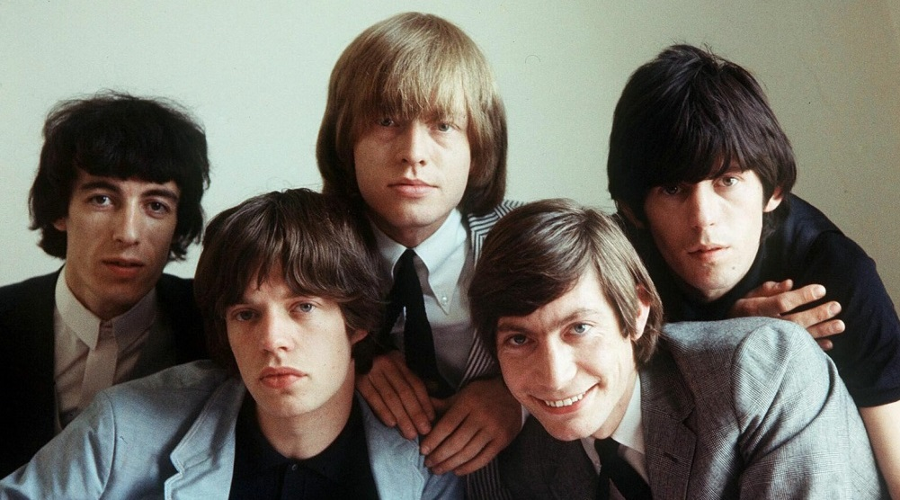 which artists were covered by the Rolling Stones.