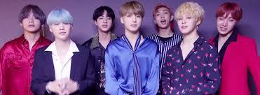 BTS boys band