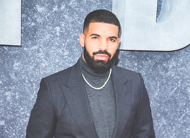 How much Drake earns from streaming in Spotify