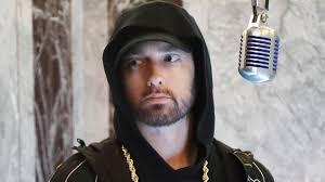 Eminem is back in the spotlight