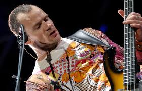 Flea told who formed his approach to music