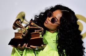 Gabriella Wilson won a Grammy
