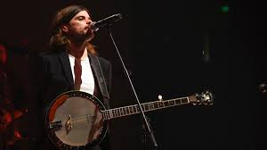 Winston Marshall took time off from work