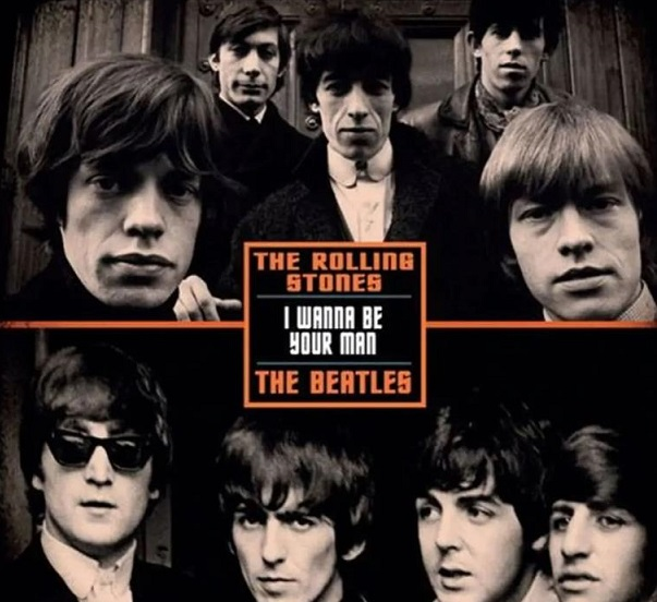 What song did the Beatles write for the Rolling Stone