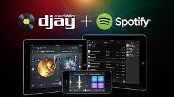 DJay Pro 2 Spotify not working