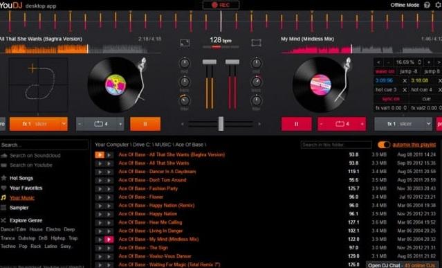 Is the Apple music app good for DJs?