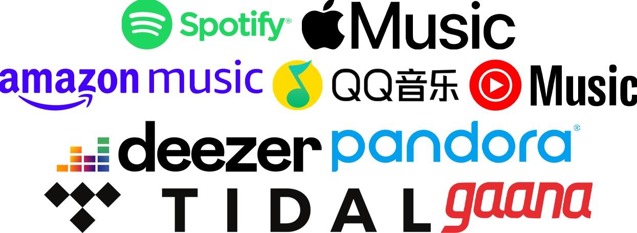 Music platforms