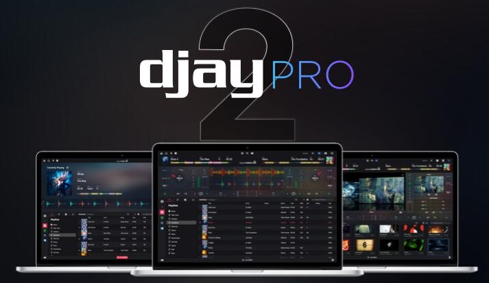 Does DJAY Pro work with the Spotify app?