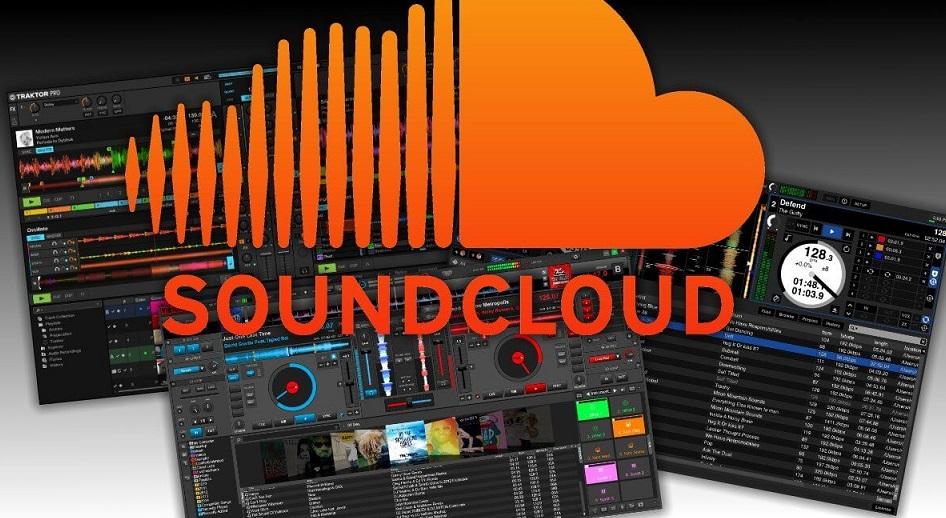 How do I use SoundCloud on Virtual DJ